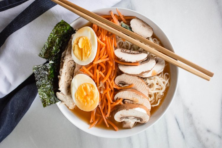 Mike's Mighty Good Craft Ramen - How to Step Up Your Ramen Game by Mollie Stone's Markets