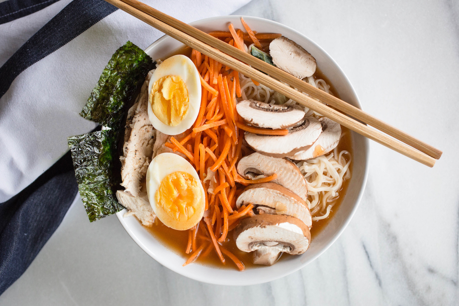 How To Step Up Your Ramen Game Featuring Mikes Mighty Good Craft