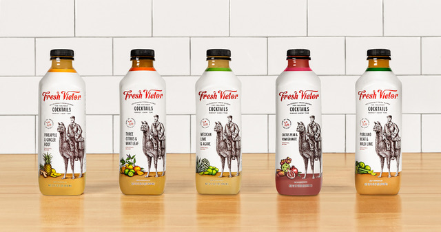 Fresh Victor | Deliciously Fresh Blends for Foolproof Cocktails Perfect Every Time